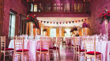 Unique weddings at kimberley hall wedding venues north for Unique wedding venues north east